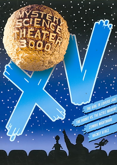 MYSTERY SCIENCE THEATER 3000 VOL 15 BY MYSTERY SCIENCE THEA (DVD)